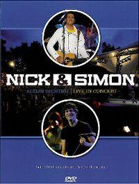 Cover Nick & Simon - Altijd dichtbij - Live in concert [DVD]